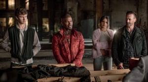 Recent Atlanta films include Baby Driver, 2017.
