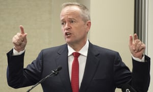 Bill Shorten says Labor will start scheduling briefings with officials from government departments now that we are three months away from the election