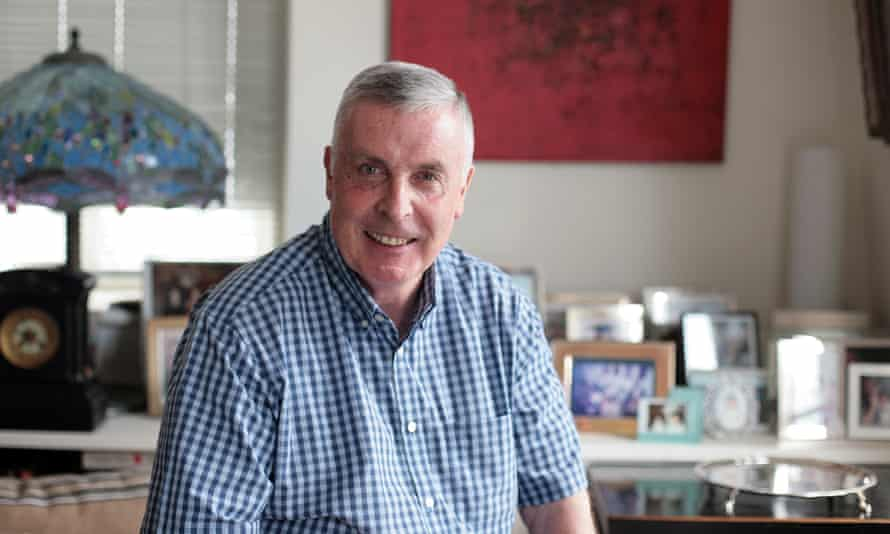 John Walker won his legal battle to ensure his husband will receive a spouse's pension.
