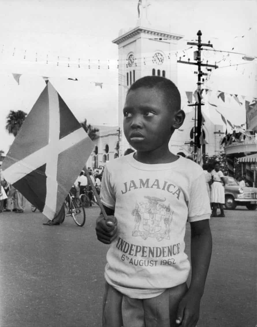 Independence of Jamaica, August 1962.