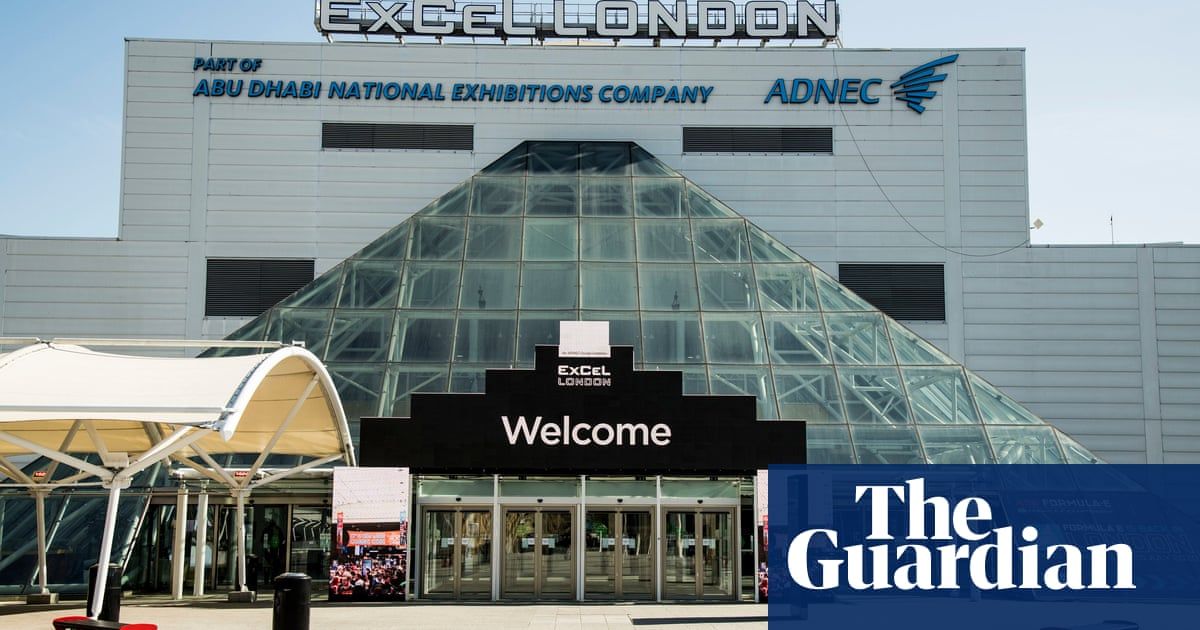London's ExCel centre will be treating Covid-19 patients 'within days' | World news | The Guardian