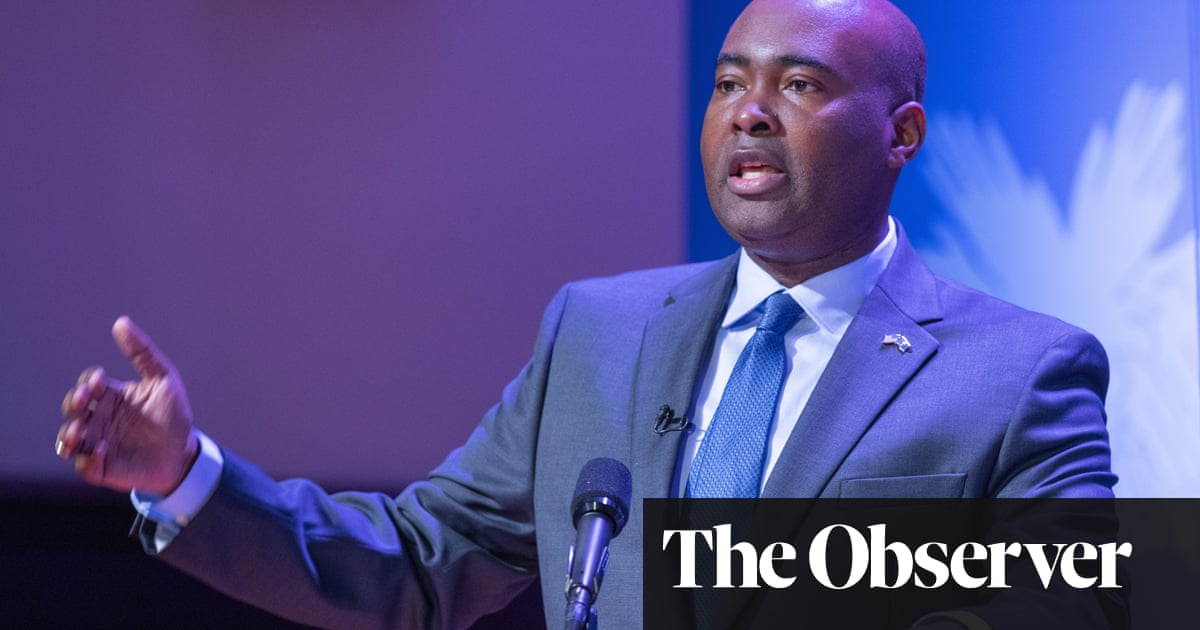 The upset of 2020? Jaime Harrison push to oust Lindsey Graham central to US Senate battle – The Guardian