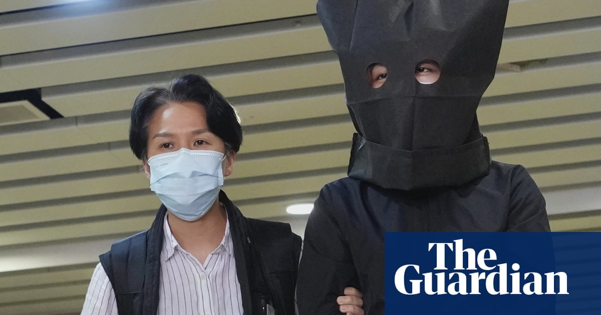 Hongkong: five arrested for sedition over children's book about sheep – video
