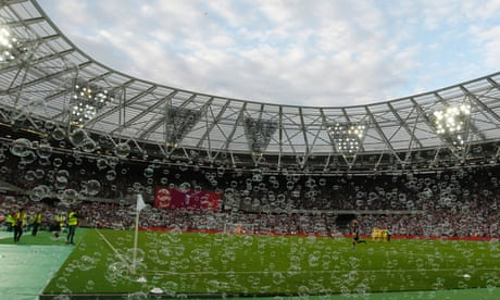 Premier League 2017-18: West Ham unable to play at home until September