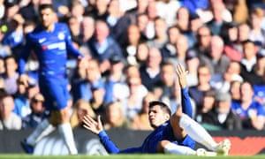 Álvaro Morata has three goals in 12 games this season.