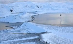 Volcanic LandscapeVolcanic Landscape, Deception Island, Antarctica