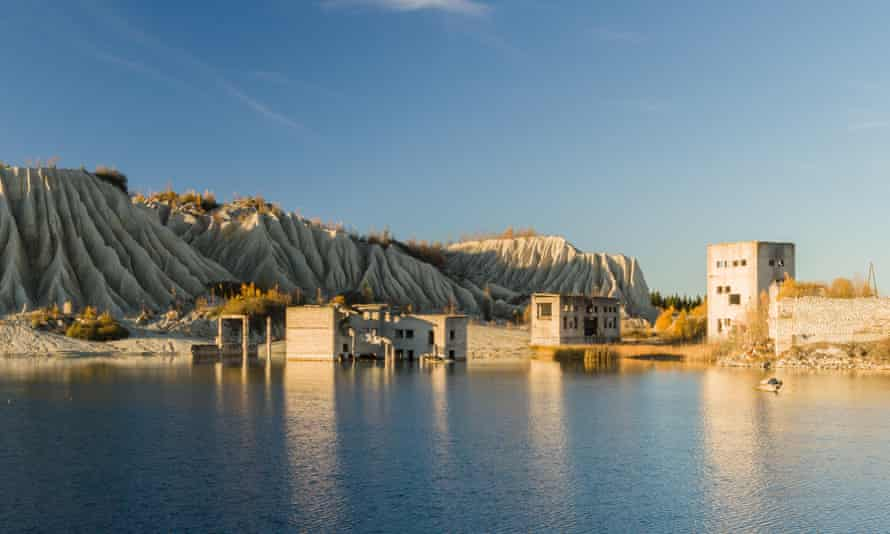 The abandoned Rummu quarry in Estonia will become a festival venue in 2017.