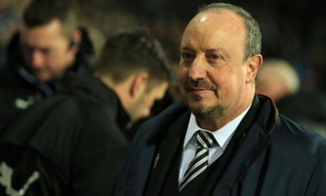 Rafael Benítez airs frustration over Newcastle transfer budget uncertainty