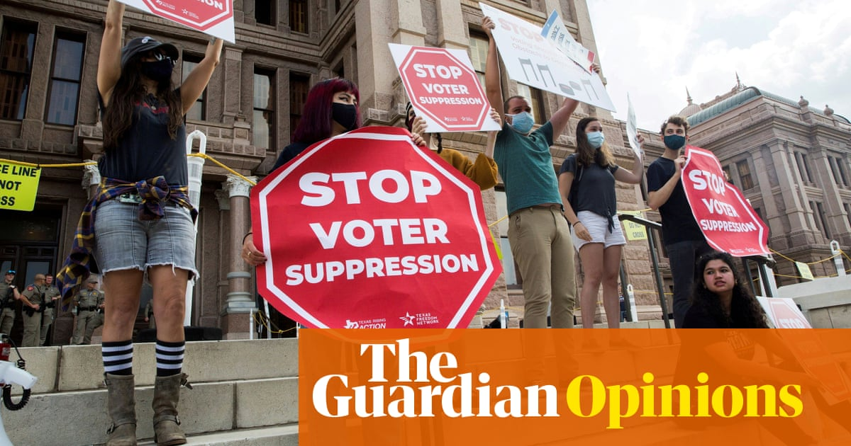 Republicans are out to create the rigged voting system they claim to be victims of