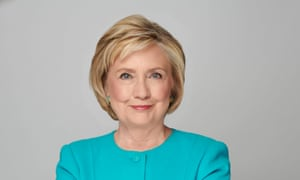 Hillary Clinton. Photograph: Joe McNally/Pan Macmillan/PA Wire