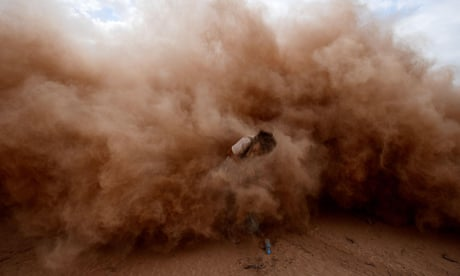 Dakar Rally 2017: stages nine to twelve – in pictures