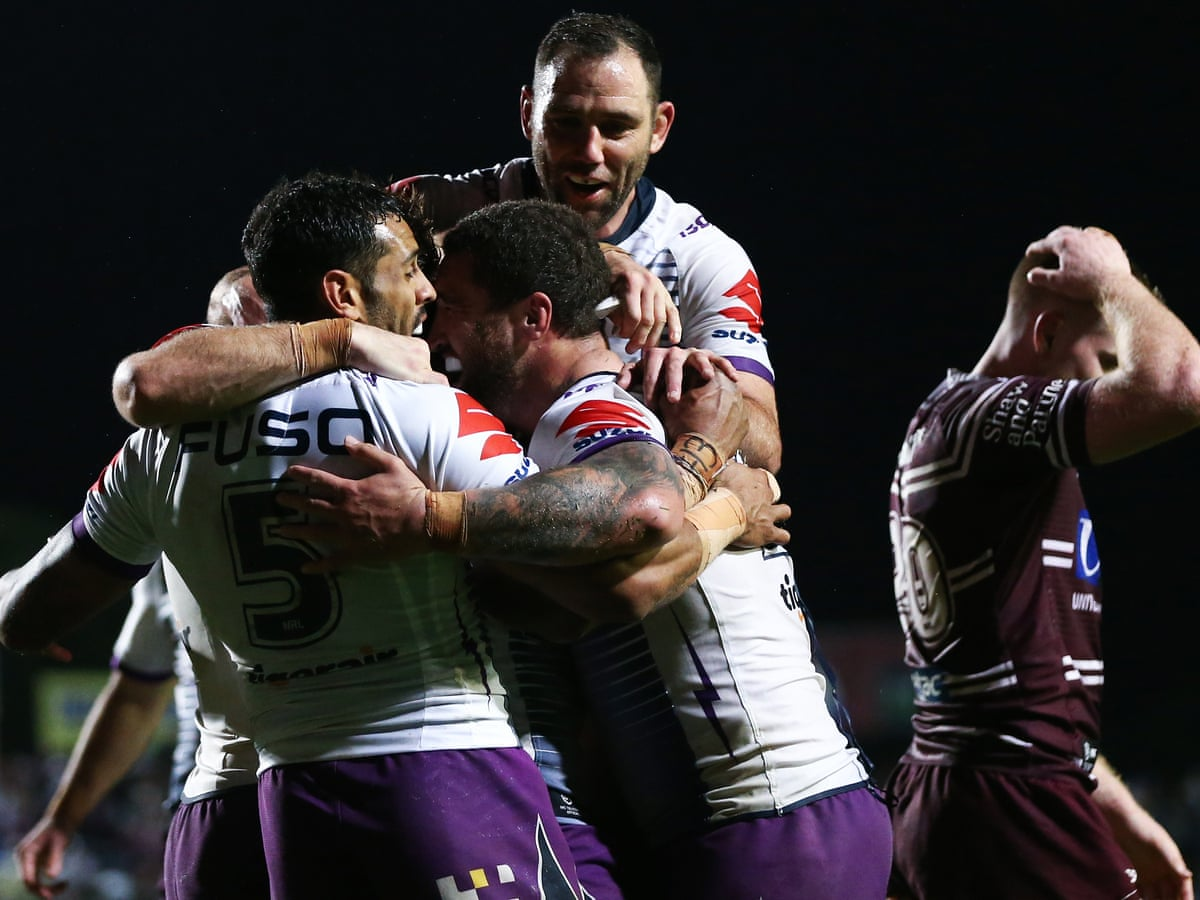 Melbourne Storm And Sydney Roosters Destined For Nrl Grand Final Rematch Matt Cleary Sport The Guardian