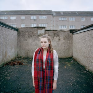 Kyla / In This Place (2016-17) We are not all given the same choices, the same opportunities. Sometimes uncontrollable circumstances, from where we are born, how much money our family have, the support we are given in school and home, all affect where we go in life.