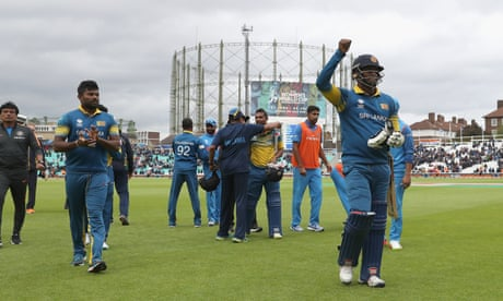 Sri Lanka Stun India To Set Up Thrilling Champions Trophy Group Finale