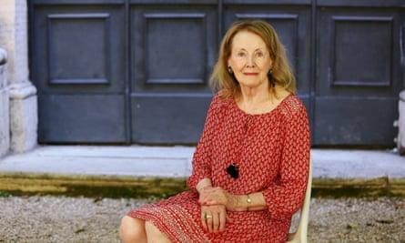 Annie Ernaux.