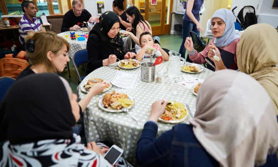 The Real Junk Food Project helps local people get to know each other.