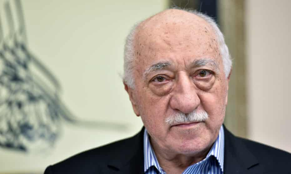 Fethullah Gülen is now living in self-exile in the US.