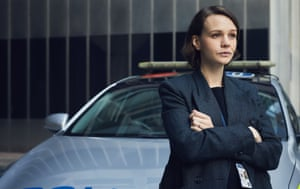Carey Mulligan 'excels' as DI Kip Glaspie in Collateral.