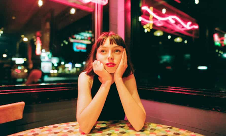 'I'm definitely targeting media and government power' ... Stella Donnelly.