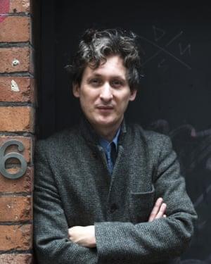Writer Richard King