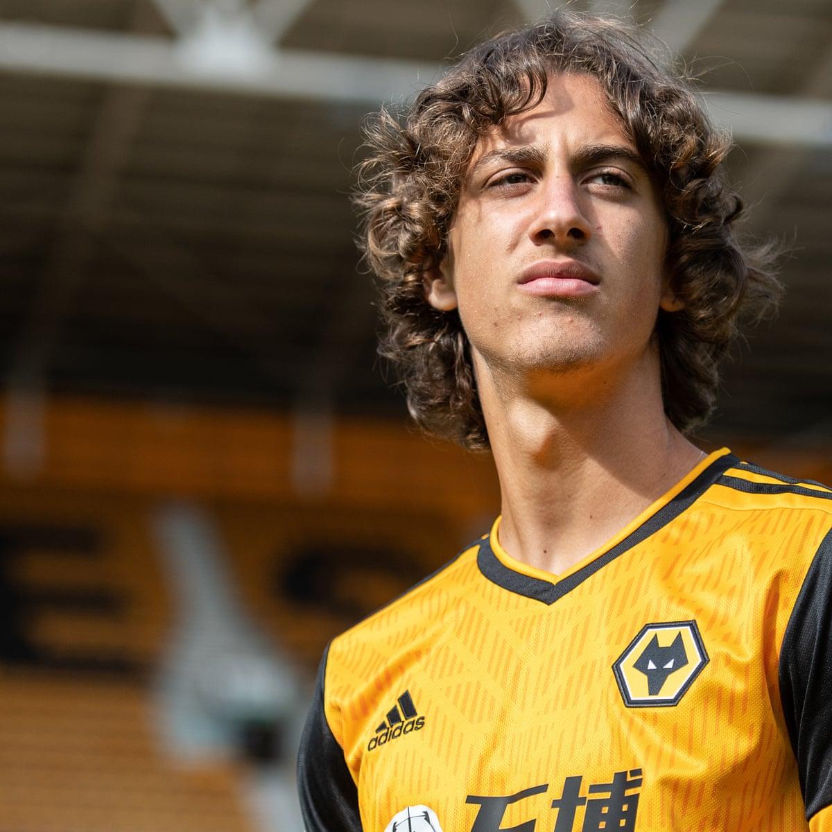 Wolves complete club record deal for teenage Porto striker Fábio Silva |  Football | The Guardian