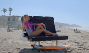 Air New Zealand's Surfing Safari safety video was shot in four different locations and stars nine professional surfers.