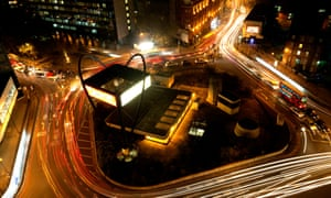 Old Street roundabout (The Silicon Roundabout).