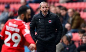 Lee Bowyer has brought positivity to Charlton, although his team have not won in nine games.