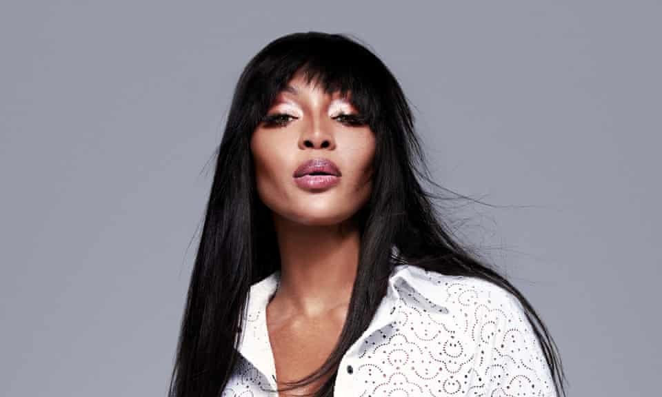 'I'm just Naomi. And that's it': Naomi Campbell in London, February 2020.