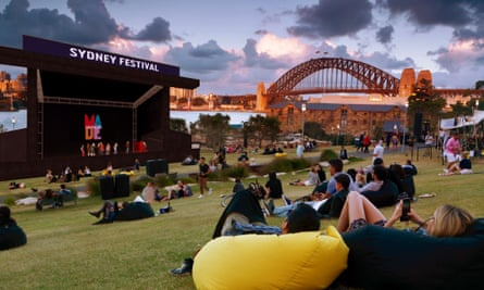Sydney festival 2021 will feature an open-air stage at Barangaroo headland, for outdoor Covidsafe gigs.