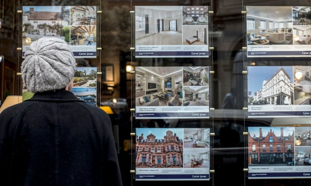 Average UK property asking price up £2,000, says Rightmove