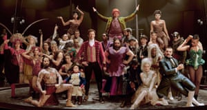 It takes all sorts … The Greatest Showman