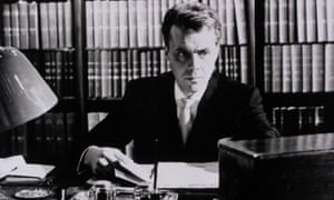 DIRK BOGARDE as Melville Farr in the film Victim (1961) directed By BASIL DEARDEN