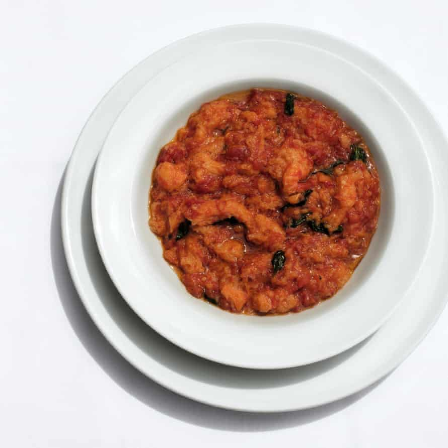 Pappa al pomodoro. From 'River Cafe 30' 20 best tomato recipes.