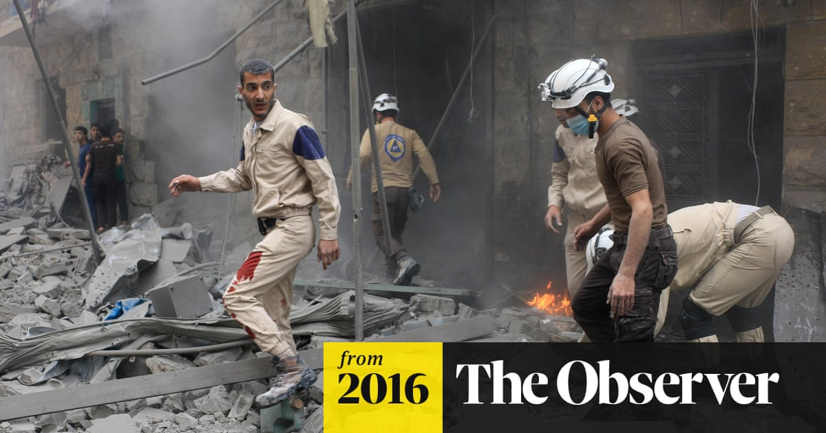 'We've had massacres all week': Aleppo on fire again as Assad consigns ceasefire to history