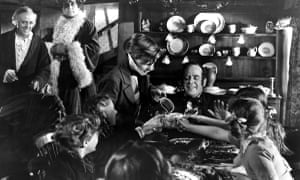 Alister Sims Christmas Carol.Bah Humbug The Many Faces Of Scrooge Film The Guardian