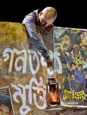 Akram Khan in Desh, 2011.