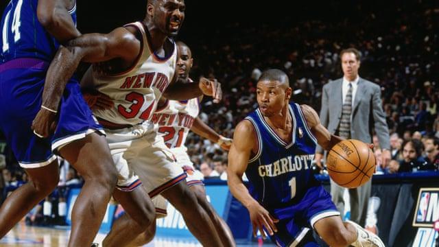 6c3e9c1734d1 How 5ft 3in Muggsy Bogues made it big in the NBA – video