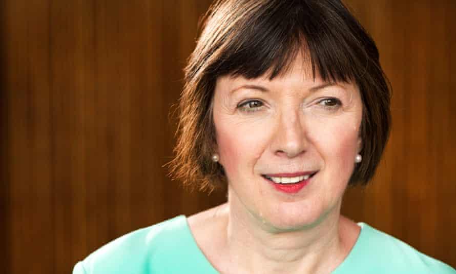 Frances O'Grady, general secretary of the TUC.