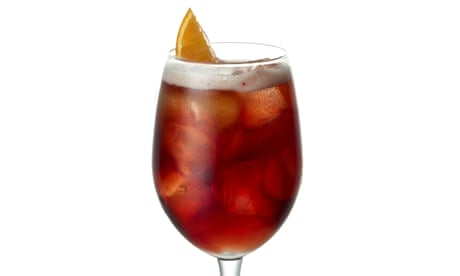 Cocktail of the week: Jack Bevan's medicinal spritz – recipe