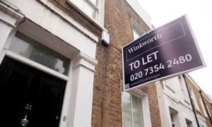 Quarter of households in UK will rent privately by end of