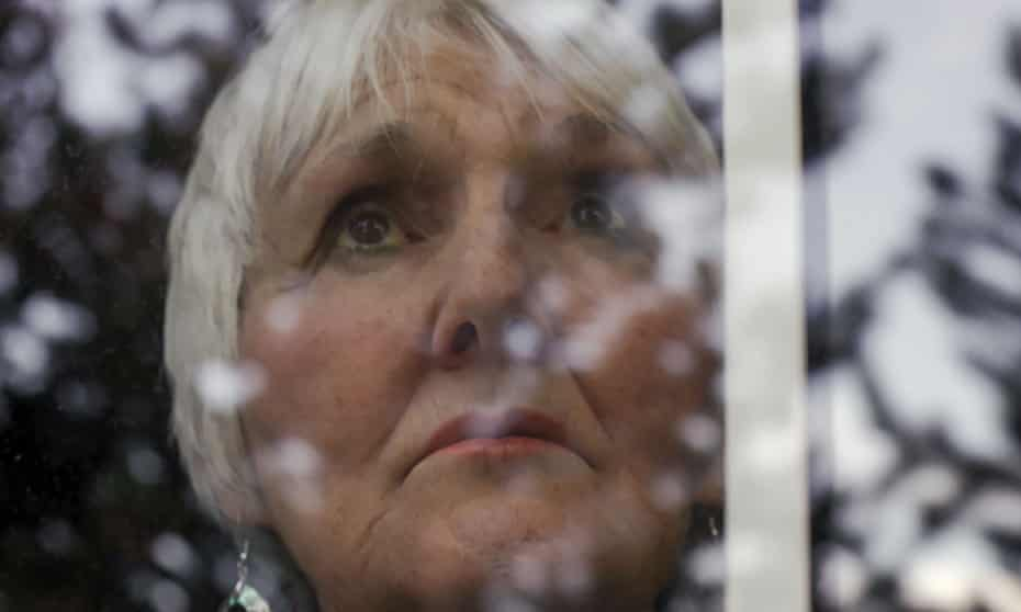 Sue Klebold, mother of Dylan, one of the perpetrators of the 1999 Columbine school massacre.