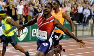 Justin Gatlin has not been beaten over 100m or 200m since 2013 and is relishing facing Usain Bolt at August's world championships.