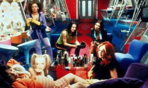 Spice Girls to become superheroes in animated movie | Film | The