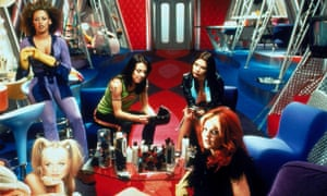 A scene from the 1997 film, Spiceworld.