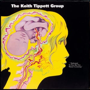 The Keith Tippett Group - Dedicated to You, But You Weren't ListeningReleased by Repertoire in 1971 with design from Roger & Martyn Dean
