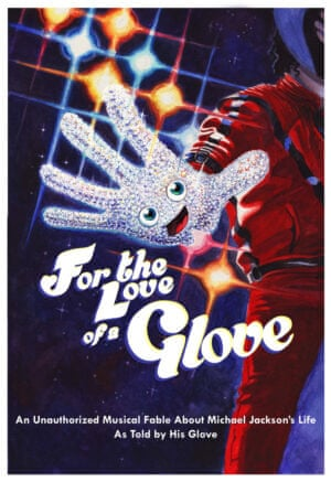 For the Love of a Glove poster