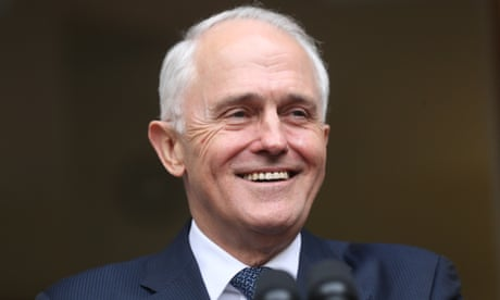 Turnbull says climate change has become a 'third rail' for Liberal party