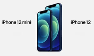 Apple iPhone 12 Mini and iPhone 12