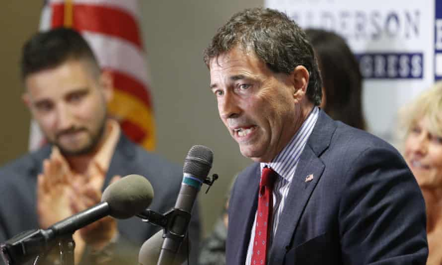 Troy Balderson appears to have narrowly held off Danny O'Connor in Ohio, although the race has not been formally called.